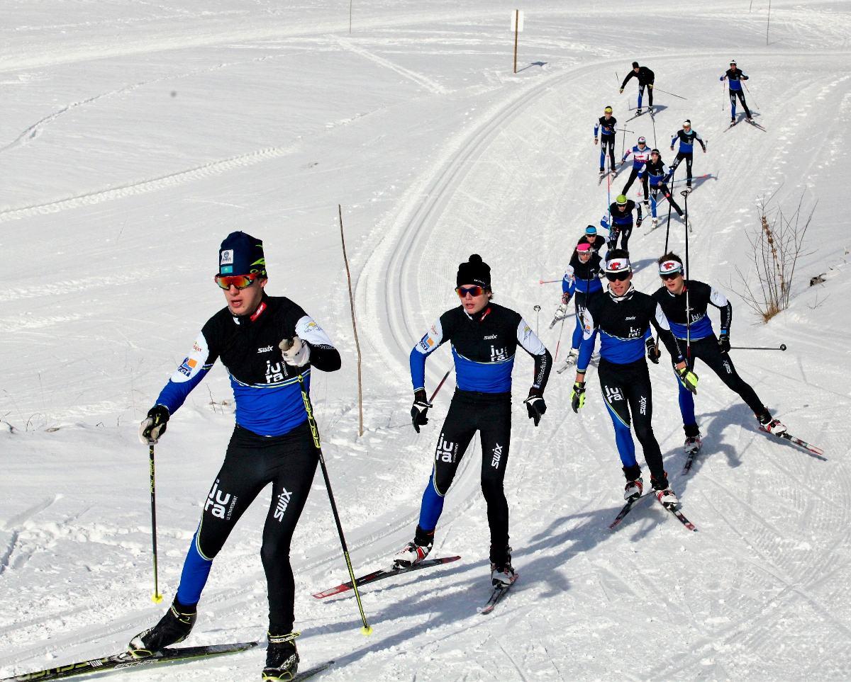 Coupe du jura ski de fond et biathlon - Coupe du jura ski de fond ...